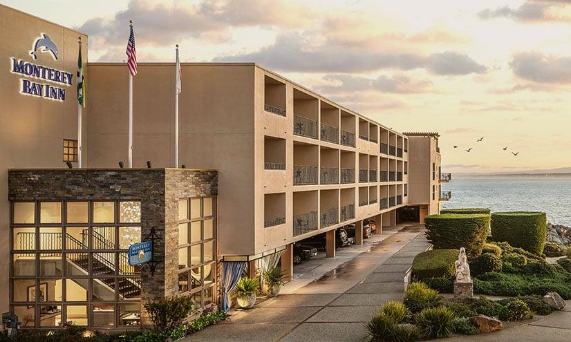Welcome to Monterey Bay Inn California Hotel