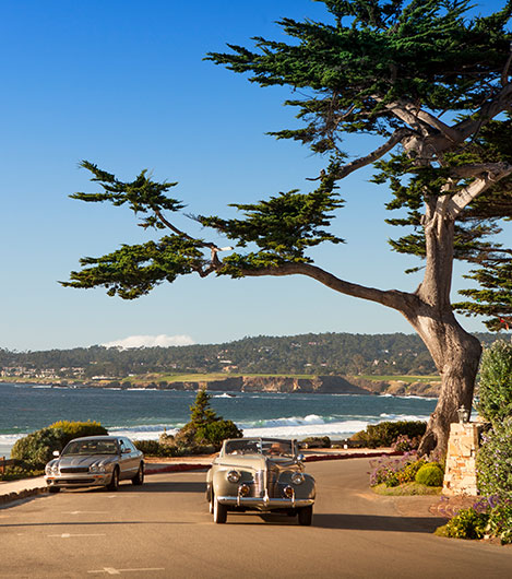 Monterey Bay Coastal Recreational Trail in California