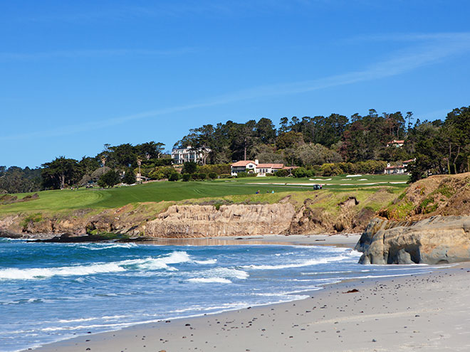 Tee Times at Private Links Golf Club at Hotel Monterey